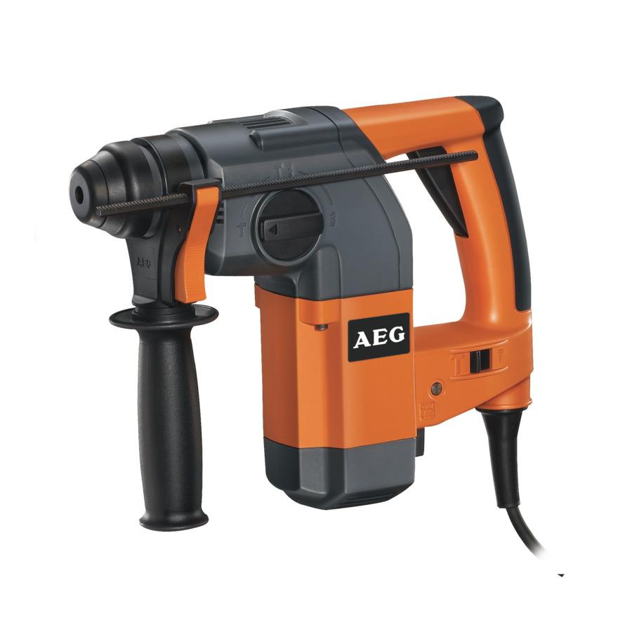 aeg bohrhammer bh 26 le 750 watt